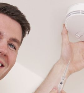Smoke and Co2 Detectors – Are your tenants safe?