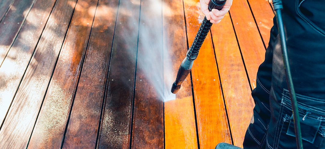 Lockdown's easing, get your decking ready